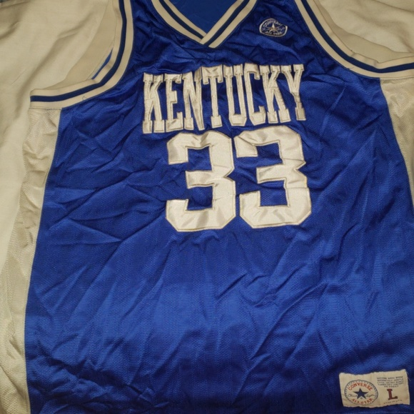 low priced 51df0 740f7 Vintage Kentucky Wildcats Jersey 33 (Ron mercer)